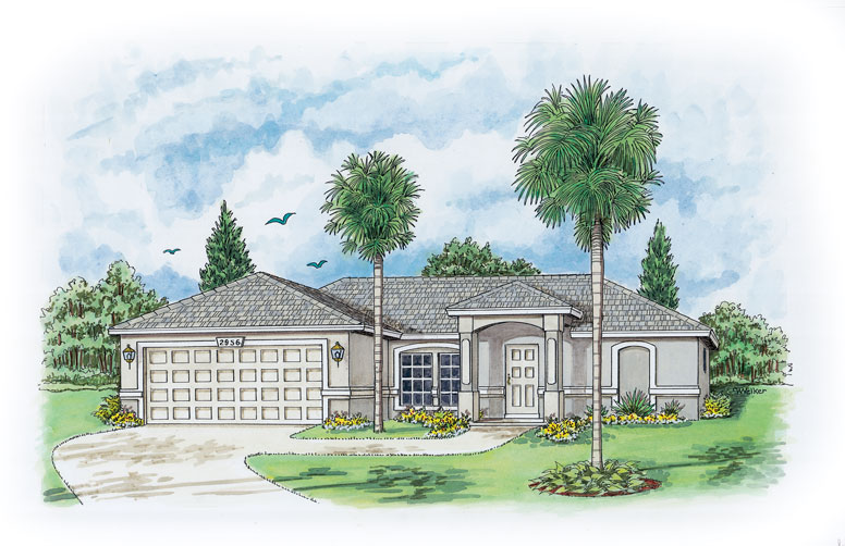 Affordable New Home Builder - Naples, Cape Coral, Fort Myers FL